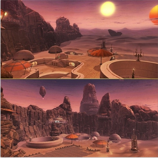 tatooinestronghold