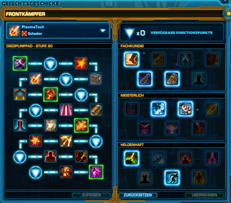 Swtor Best Marauder Build Pve